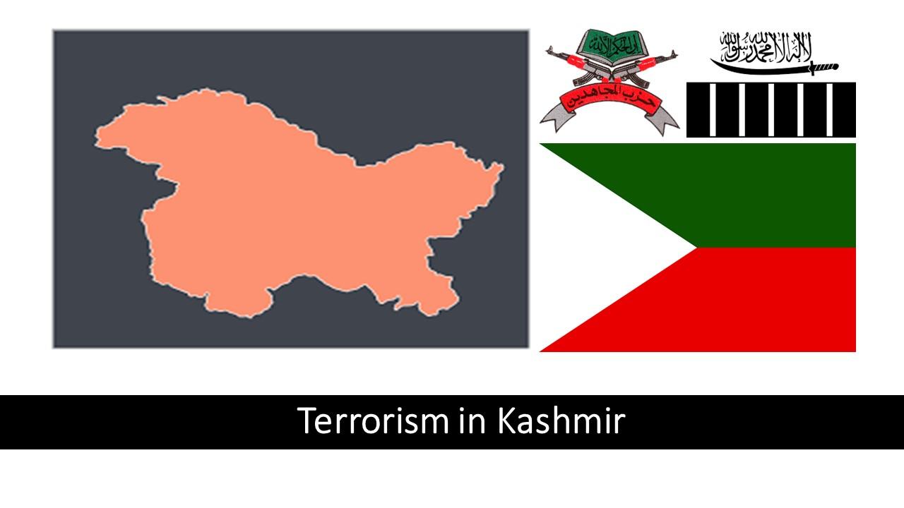 History of Terrorism in Kashmir