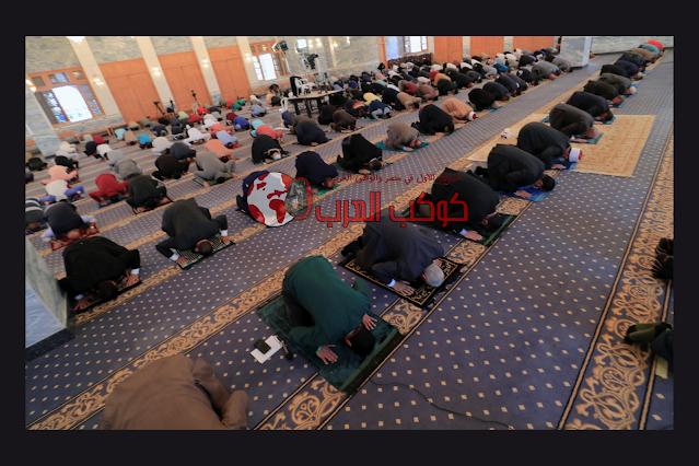 قرارات بخصوص صلاة التراويح وموائد الرحمن في رمضان 2021