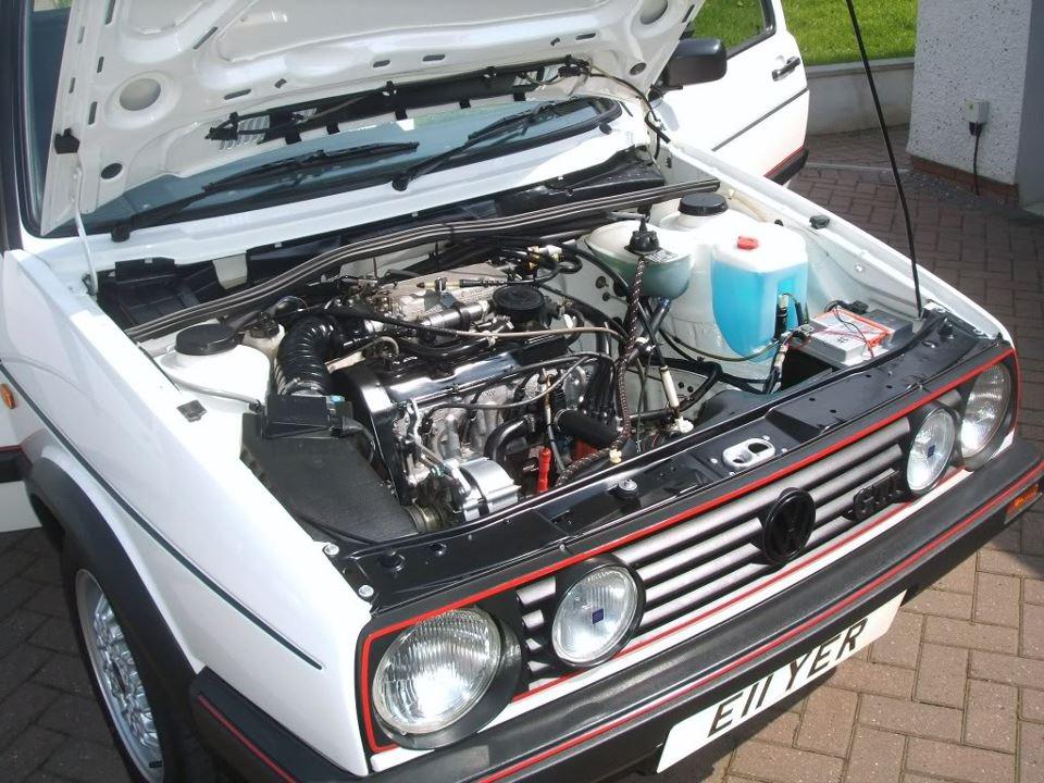 Made In Garaje Ficha Tecnica Golf Mk2 Gti Inyeccion Electronica