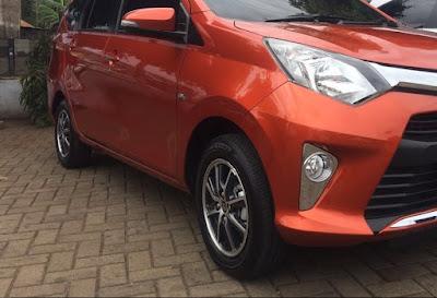 Masalah Yang Sering Terjadi Pada Mobil Toyota Calya