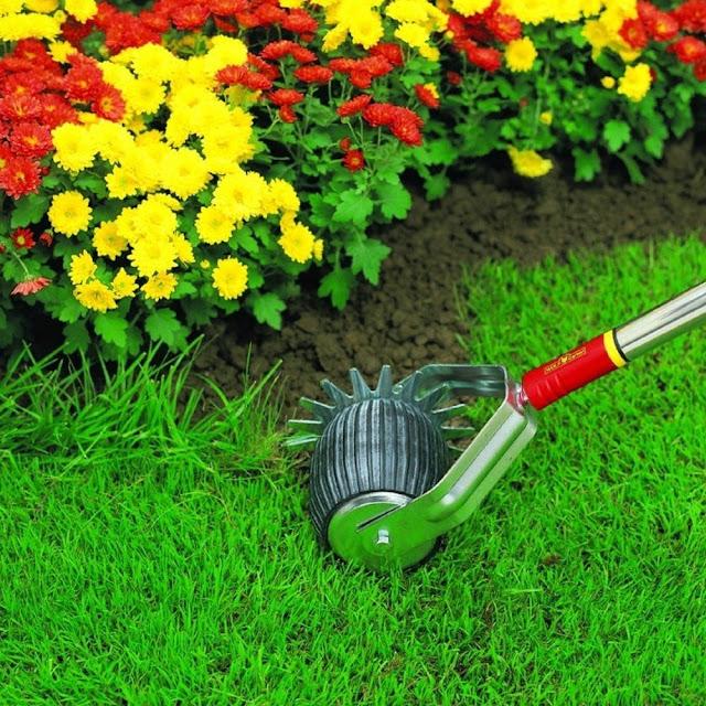 Wolf Garten Multi-Change Lawn Edge Trimmer