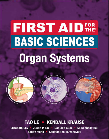 First Aid for the Basic Sciences Organ Systems, 2nd Edition PDF(First Aid Series)