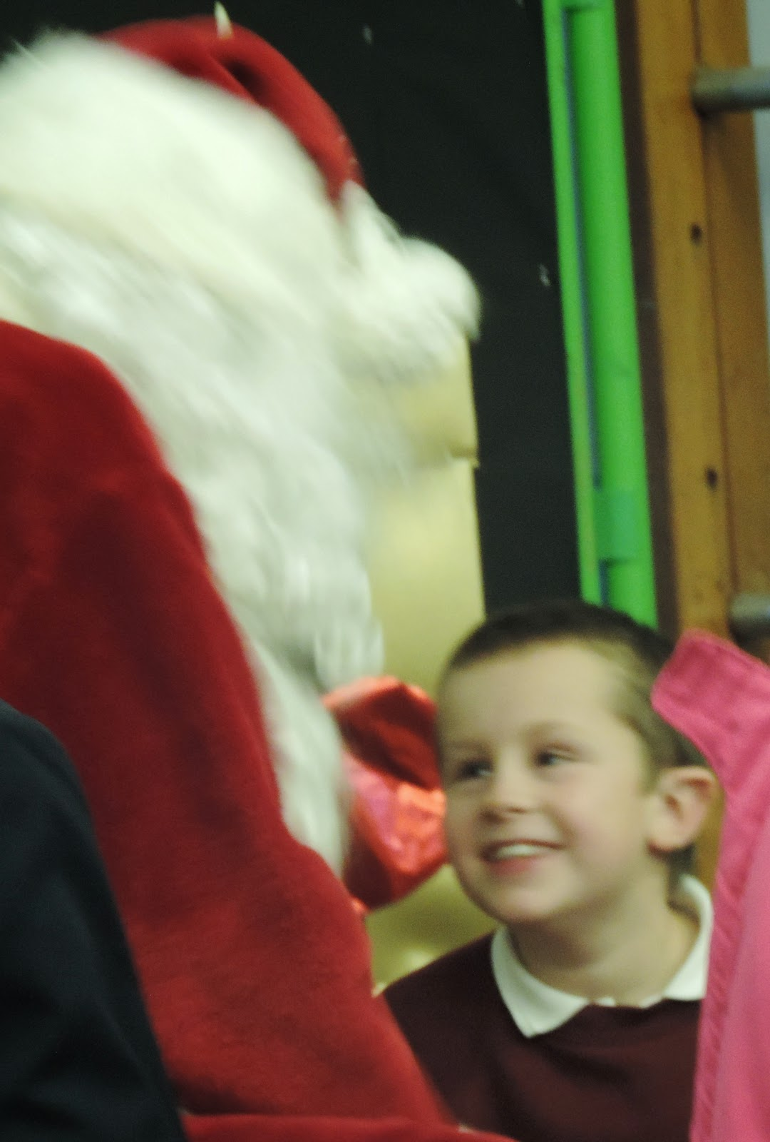 meon junior school santa grotto xmas fair