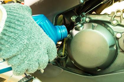 Tips Agar Mesin Motor Awet dan Terhindari dari Kerusakan