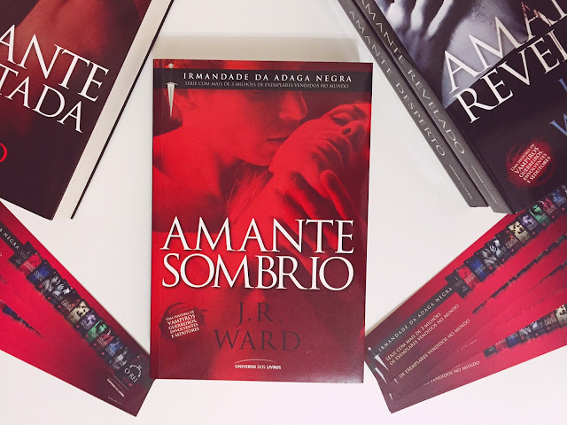 [Resenha] Amante Sombrio | J.R. Ward @univdoslivros