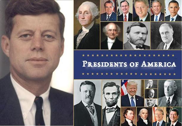 Presidents of America