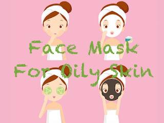 masker alami untuk kulit wajah berminyak