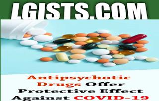 Antipsychotics against covid-19