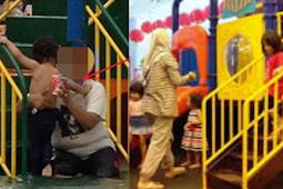 Jangan Biasakan Suapi Anak Sambil Bermain, Status Ibu Ini Beri Tamparan Keras Bagi Semua Orang Tua