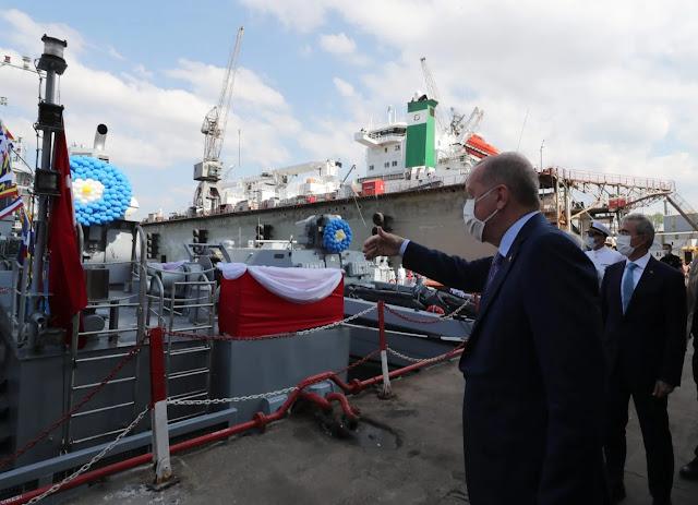 Θα γιγαντώσει την αλαζονεία του Ερντογάν η Μαύρη Θάλασσα