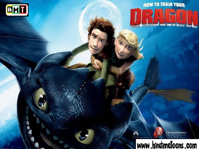 How To Train Your Dragon Hindi Full Movie