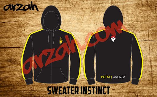 JAHIT DAN BORDIR SWEATER