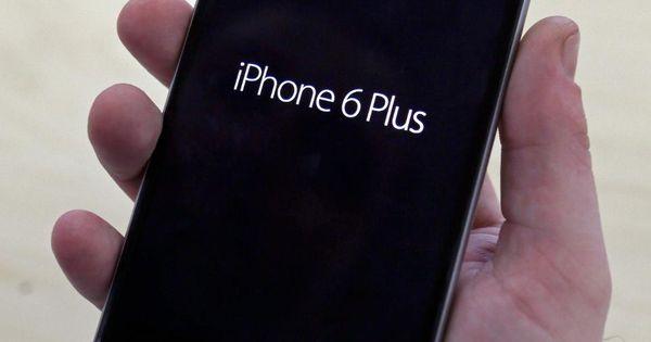 مخطط ايفون 6 بلس (مخطط iPhone 6 Plus)