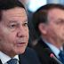 Mourão demite assessor após vazamento de conversa sobre impeachment de Bolsonaro