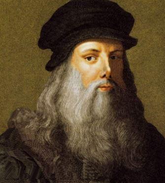 معلومات مهمة عن ليوناردو دا فينشي