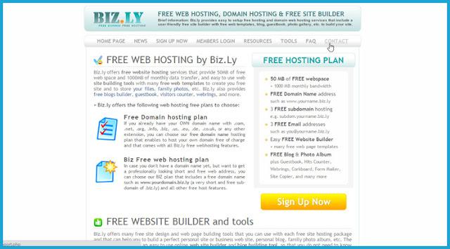 domain gratis biz ly