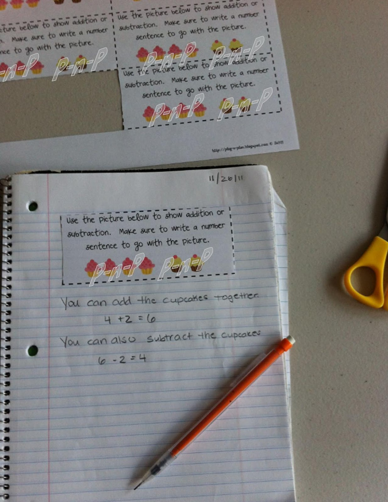 Writing Prompts For 3rd Grade Math