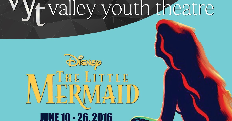PHX Stages: cast announcement - DISNEY THE LITTLE MERMAID ...