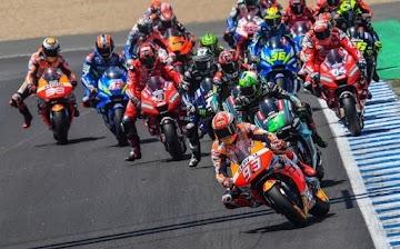 Jadwal Moto GP Kacau karena Virus Corona