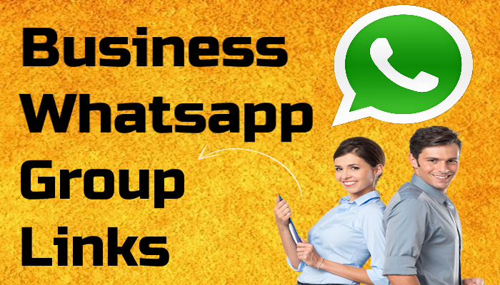 Business Whatsapp Group Link , Whatsapp Group Links For Business