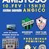 Grande jogo amistoso será realizado no distrito de Angico, município de Mairi-BA
