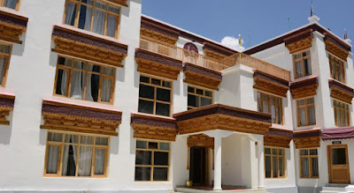 Gomang Boutique Hotel Ladakh is a luxurious property, providing contended stay for the guests.