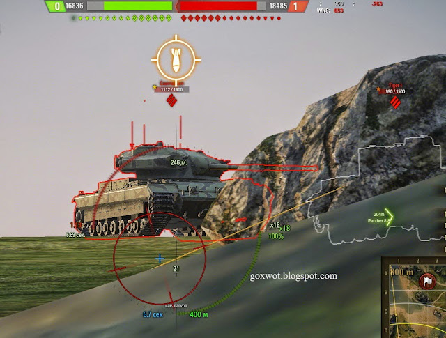 warpack mod world of tanks