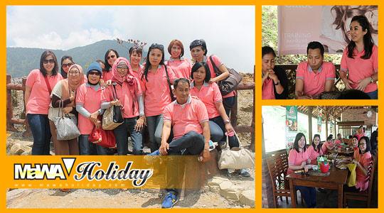 Paket wisata bandung 2 hari 1 malam Murah Mawa Holiday