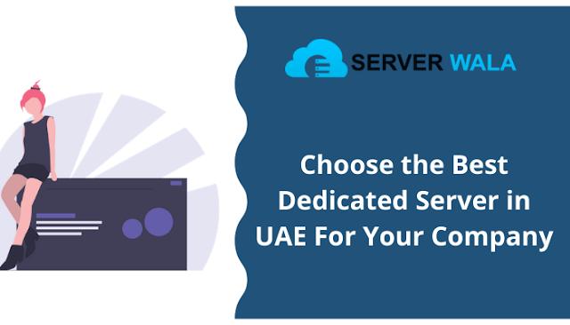 Best Dedicated Server in UAE