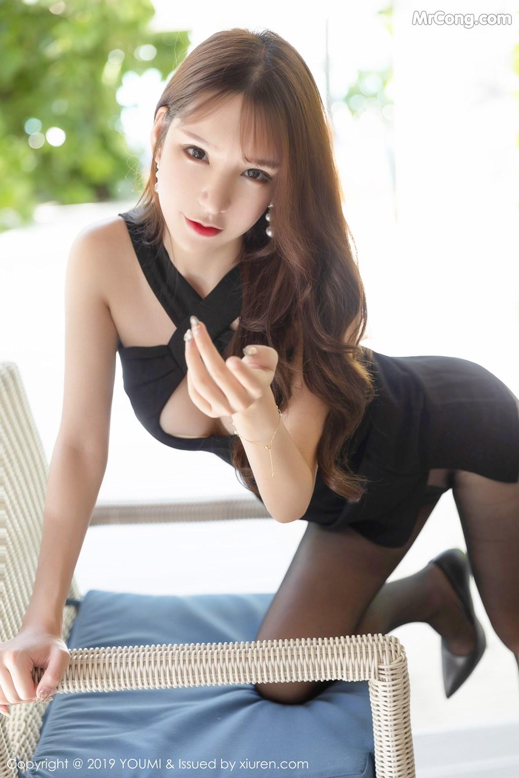 Image YouMi-Vol.389-Zhou-Yuxi-Sandy-MrCong.com-016 in post YouMi Vol.389: Zhou Yuxi (周于希Sandy) (53 ảnh)