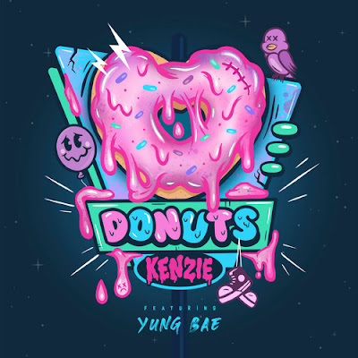 "Allow Us To Introduce You To  Springing Pop Kitten Starlet, kenzie & Her Far-Out Tune ""DONUTS (Feat. Yung Bae)""!"