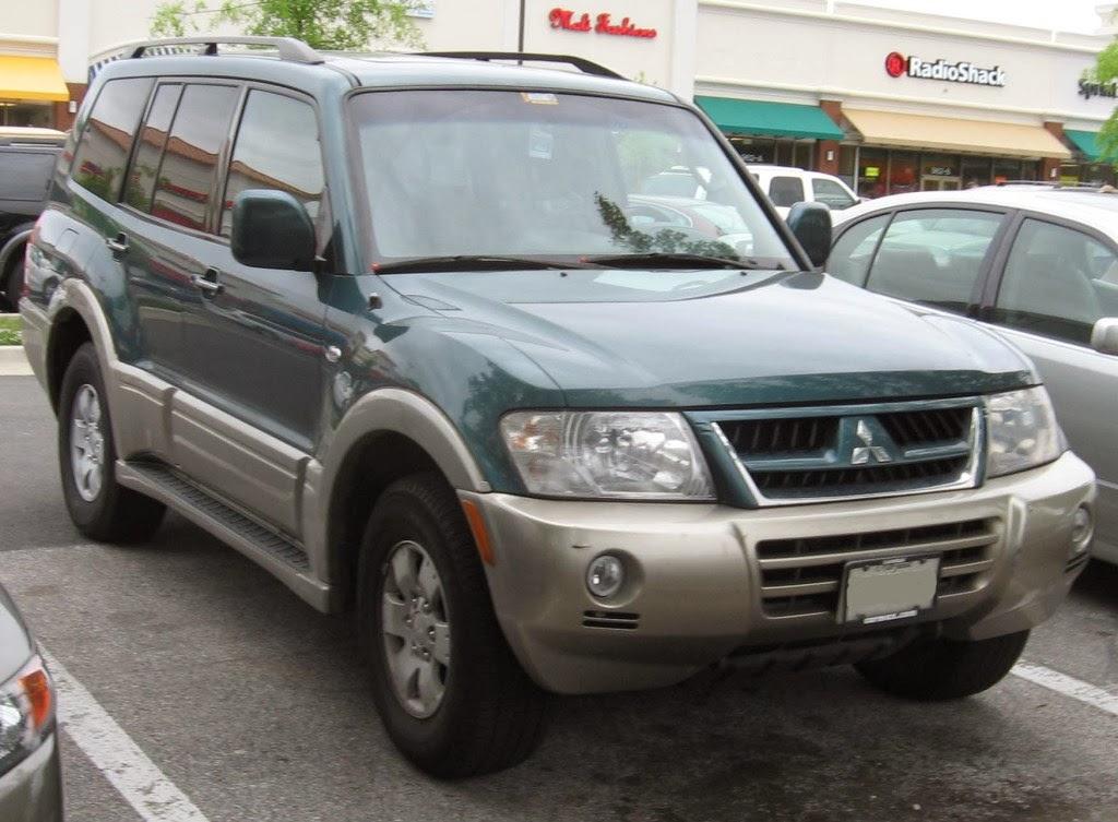 Mitsubishi Montero HD Pictures