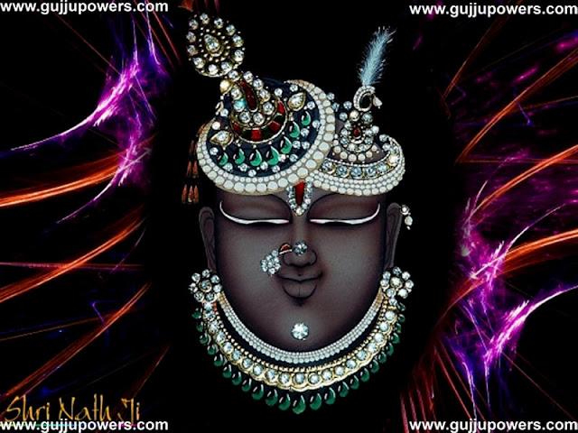shreenathji clipart