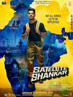 Satellite Shankar First Look Poster 3