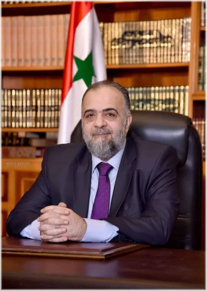 وزير الأوقاف السوري: المؤسسة الدينية تحمي الدولة من الفكر الظلامي وتكرّس للعلمانية