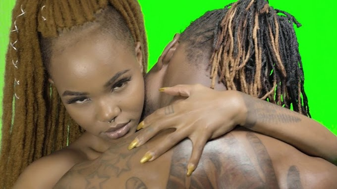 Tanzanian Govt bans rapper Rosa Ree over explicit music video with her Kenyan boyfriend Timmy Tdat