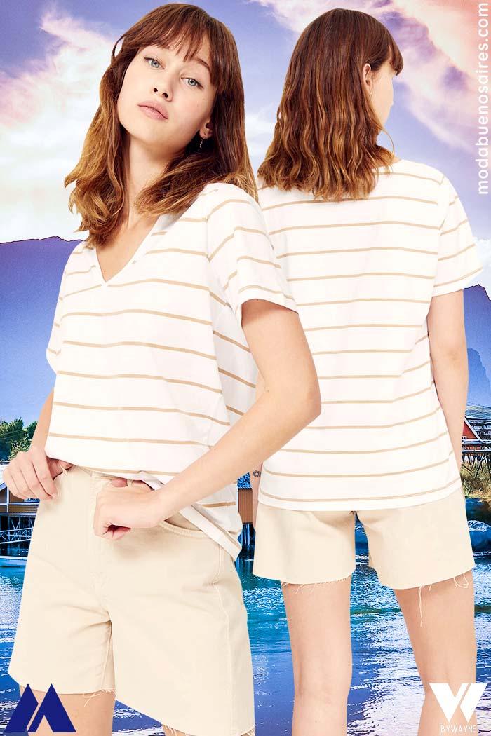 ropa de verano 2022 moda mujer