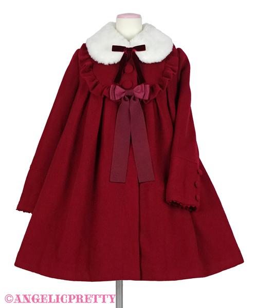 Marianne Coat Angelic Pretty
