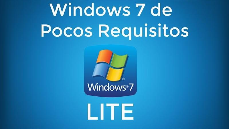 Windows 7 Lite 3.0 32 e 64 bits PT-BR 2020 Download Grátis