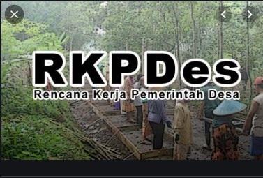RKPDes  atau singkatan dari Rencana Kerja Pemerintah Desa  Tahun  Donwload Lengkap Format RKPDes Terbaru
