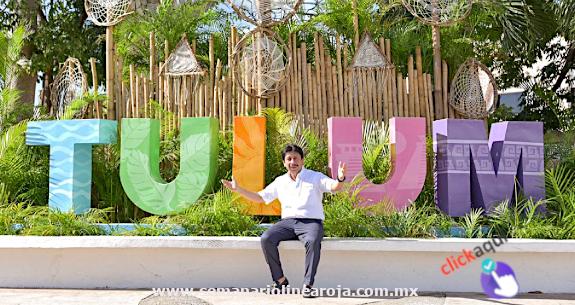 2020, año de la consolidación turística de Tulum: Víctor Mas Tah