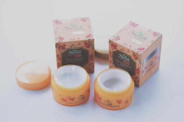Nurish Organiq 24K Gold Produk Penjagaan Wajah Guna 100% Bahan Natural