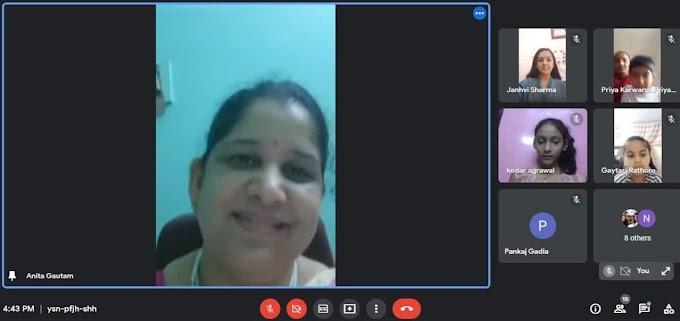 Mobile Phone addiction is the biggest distraction: - Dr Anita Gautam..फोन एडिक्शन है सबसे बड़ा डिस्ट्रेक्शन !!