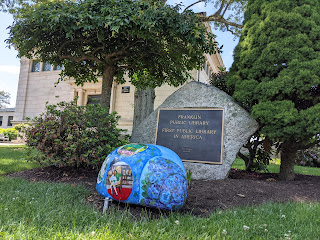 Franklin, MA: Library News & Events - August 2021