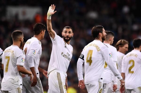 ثنائي ريال مدريد في طريق الرحيل عن الفريق