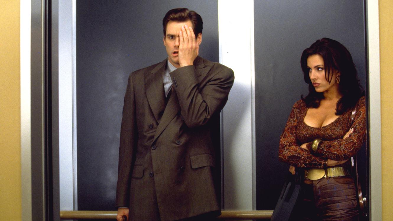 Jim Carrey dans Menteur, Menteur