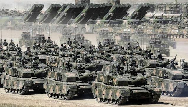 Partai Komunis China Nyatakan Siap Perang dengan Negara ASEAN dan AS