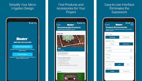 aplikasi desain irigasi Android-4