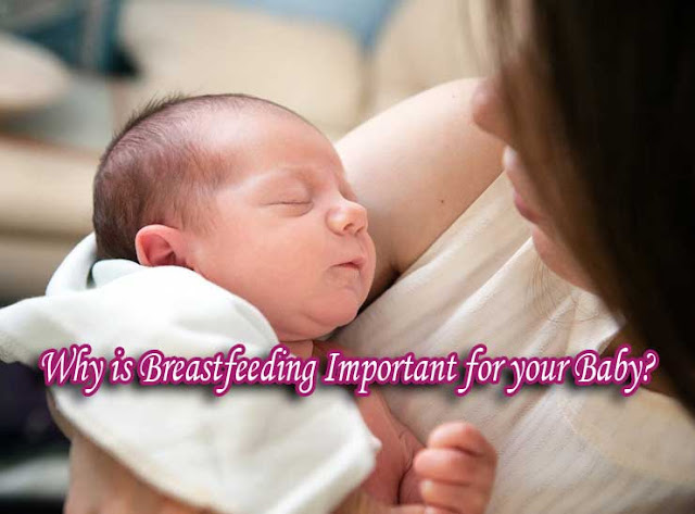 Why is Breastfeeding Important for your Baby | maa ka doodh bacche ke liye kyon zarori hai |