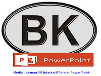 Media Layanan BK Interkatif Format Power Point Jenjang SD SMP SMA SMK MA MTS dan MI